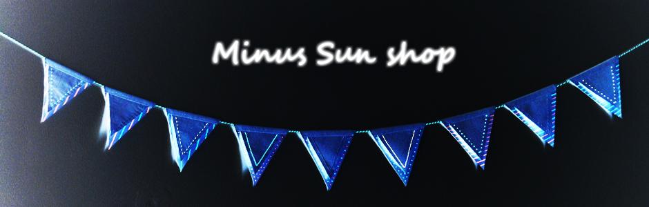 Minus Sun shop