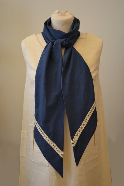 sailor style scarf minus sun